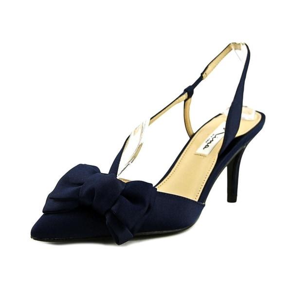 Nina Teddi Women New Navy Sandals