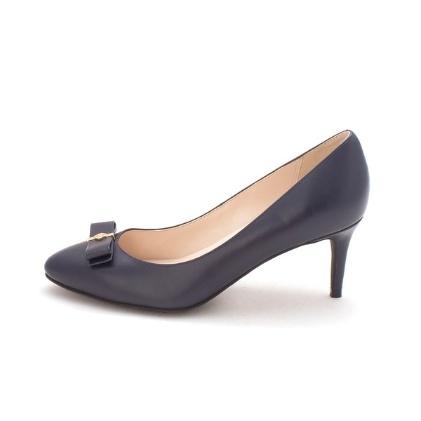 Cole Haan Womens 14A4310 Closed Toe Classic Pumps