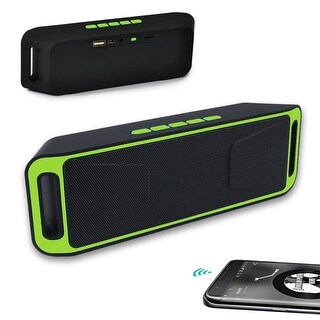 Indigi® HOT GIFT! Portable Wireless Bluetooth Speaker For All iPhone Android Smartphone