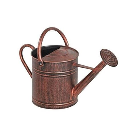Panacea 84872 2 Gallon Copper Watering Can