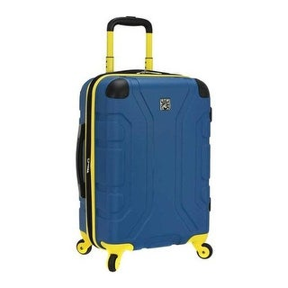 US Traveler Sky High 22 Inch Expandable Hardside Spinner Teal - US One Size (Size None)