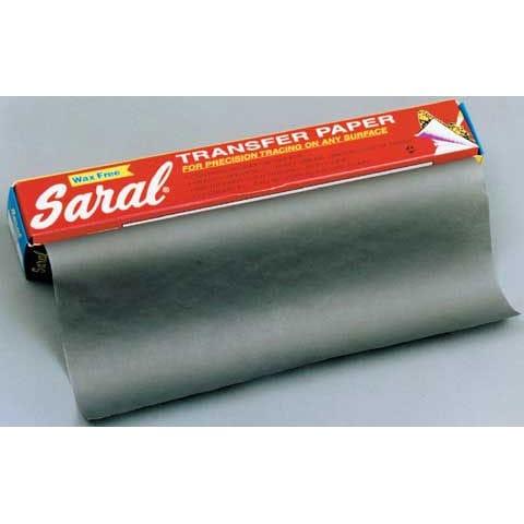 Saral - Transfer Paper - Graphite Black