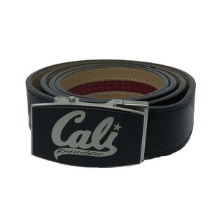 Nexbelt California Dreamin Cali Package Aston Black Smooth Leather Golf Belt