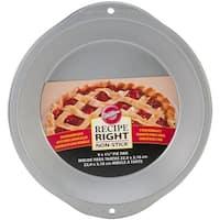 """Recipe Right Pie Pan-Round 9"""""""