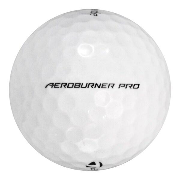36 TaylorMade Aeroburner Pro - Value (AAA) Grade - Recycled (Used) Golf Balls