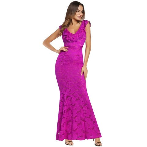 Sexy Lace Mermaid Dress