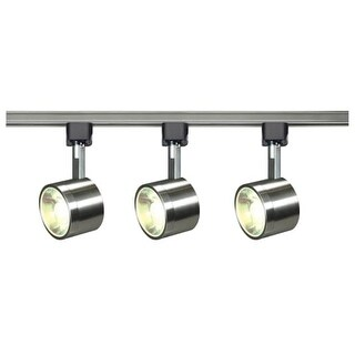 "Nuvo Lighting TK407 3 Light 3"" Wide LED H-Track Track Kit"