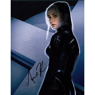 Signed Paquin Anna XMen 8x10 Photo autographed