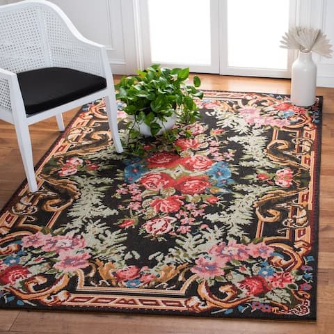 SAFAVIEH Classic Vintage Boho Jacqueline Distressed Oriental Cotton Rug