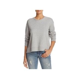 Kenneth Cole Womens Sweatshirt, Crew Heather Long Sleeves