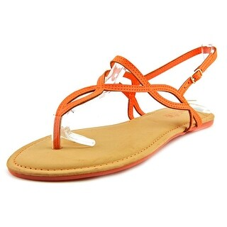 Sunny Feet Intro-13 Open-Toe Synthetic Slingback Sandal