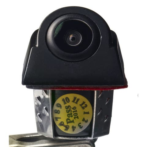 Voxx Universal Mount Back-Up Camera With Vertical Image Mirroring