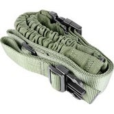 ONE POINT BUNGEE RIFLE SLING (GREEN)