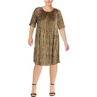 ebf8b5cff9 Buy MICHAEL Michael Kors Women s Plus-Size Dresses Online at Overstock