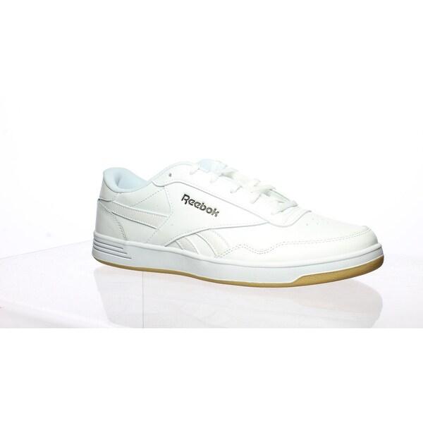 Black/Gum Tennis Shoes Size