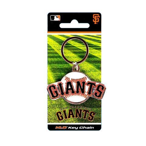 San Francisco Giants Keychain Team