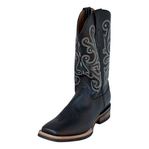 3ba0e5862c Buy Western Men's Boots Online at Overstock | Our Best Men's Shoes Deals