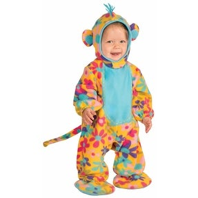 infant funky monkey halloween costume