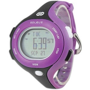 Soleus Chicked Digital Watch