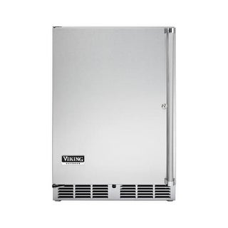 Viking VRCO5240DL 24 Inch Wide 5.3 Cu. Ft. Energy Star Rated Undercounter Refrig