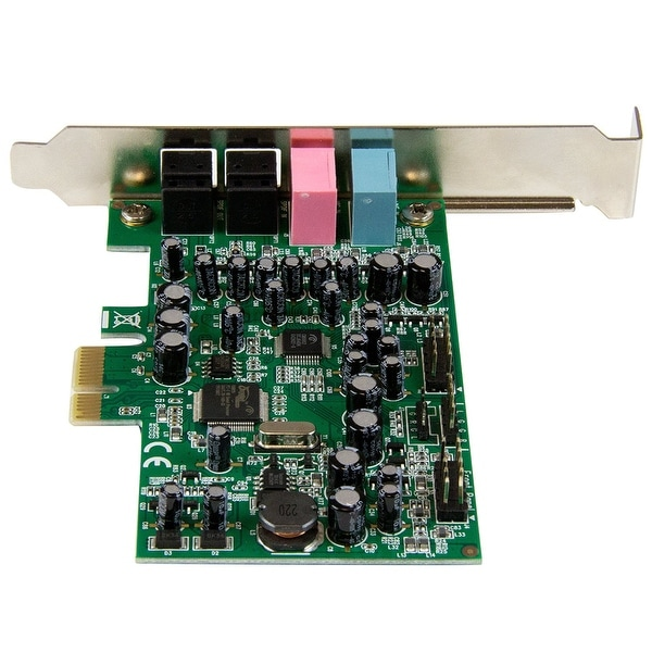 Startech Pexsound7ch 7.1 Channel Sound Card Pci Express