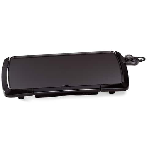 """Presto 07030 Electric Griddle Cool Touch, 10-1/2"""" x 20-1/2"""", 150 Watts"""