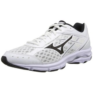 Mizuno Mens Wave Unite 2 Canvas Low Top Lace Up Baseball Shoes