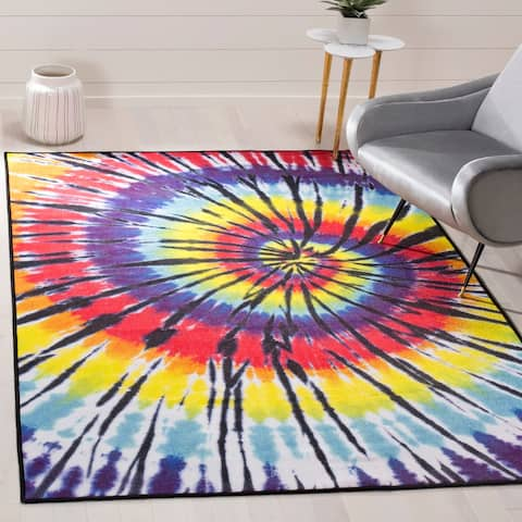 Safavieh Paint Brush Johanneke Modern Abstract Rug
