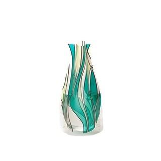 Modgy 66111x2 Myvaz Expandable Flower Vase Seedo-Pack of 2