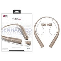 LG Tone Pro HBS-780 Wireless Stereo Headset - Gold