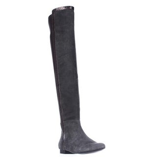Vince Camuto Filtra Over The Knee Riding Boots - Gray