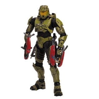 "Halo 2 6"" Action Figure: Master Chief"
