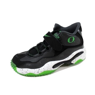 4879cd441d Shop Nike Grade-School Air Zoom Turf Oregon Ducks Black/Apple  Green-Anthracite 643230-004 Size 6Y - Free Shipping Today - Overstock -  20617725