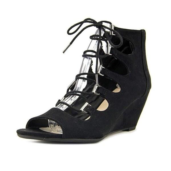 Bar III Womens Kerry Open Toe Casual Platform Sandals