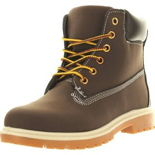 Reneeze Daily-03 Womens Mid-Calf Field Work Boots - Brown