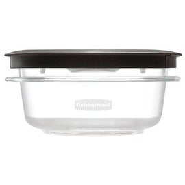 Rubbermaid 1937646 Premier Food Storage Container, 1.25 cups, 2 Piece