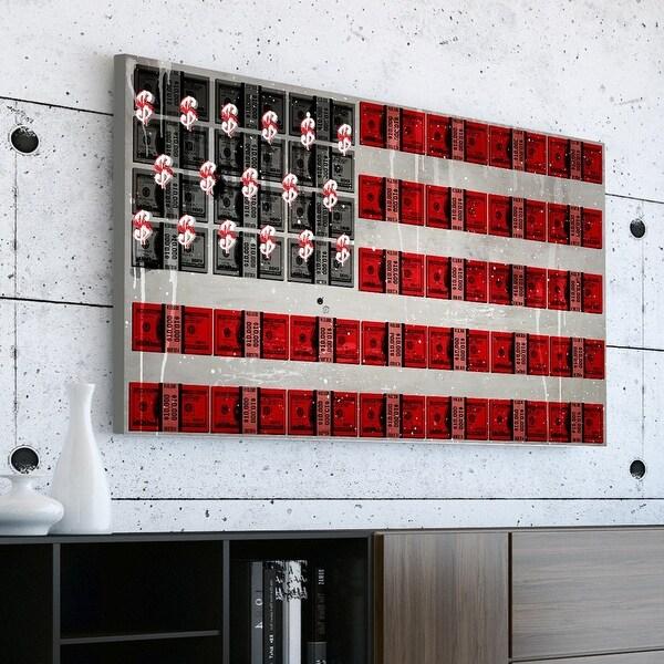 IKONICK American Dream Canvas Art
