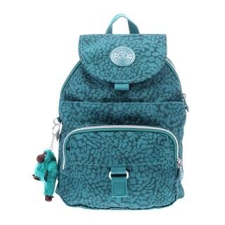 Kipling Womens Queenie Backpack Printed Lightweight