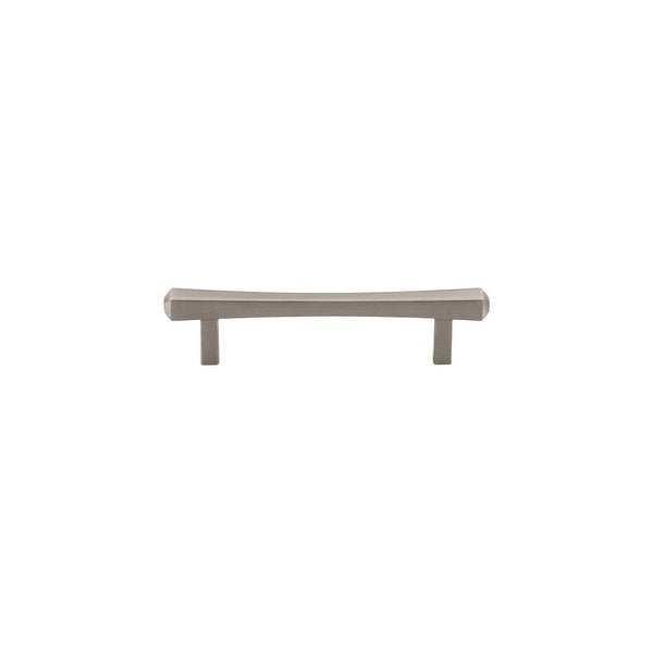 """Top Knobs TK812 Juliet 3-3/4"""" Center to Center Bar Cabinet Pull from the Serene Series - n/a"""