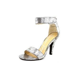 American Rag Adalyn Women Open Toe Synthetic Silver Sandals