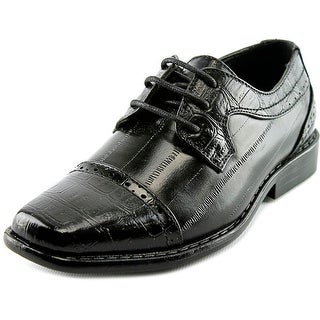 Stacy Adams Giancarlo Cap Toe Synthetic Oxford