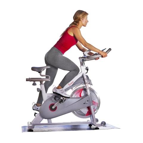 Sunny Health & Fitness Premium Indoor Cycling Bike - SF-B1876