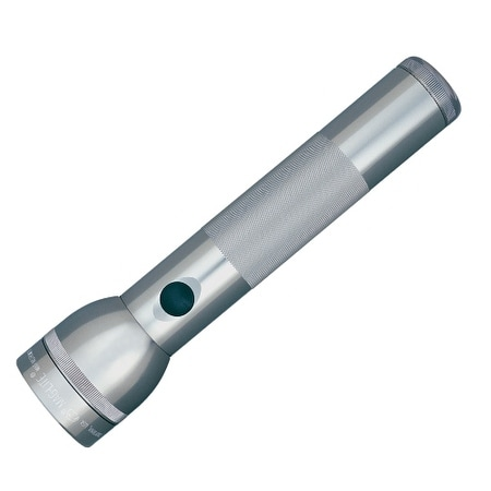 Maglite 2 Cell D Gray LED Flashlight