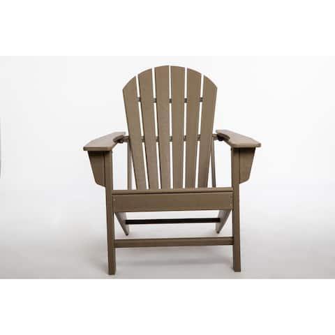 HDPE Adirondack Chair