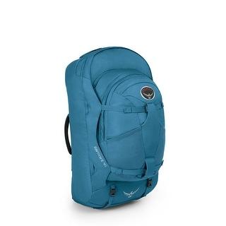 Osprey Farpoint 70 Travel and Trekking Backpack - Caribbean Blue, M/L Torso - Blue