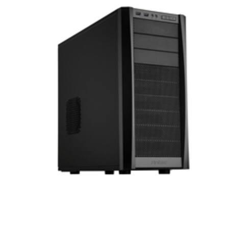 Antec Case THREE HUNDRED TWO Gamer Mid Tower 3/0/(6) Bays USB3.0 Audio ATX Black