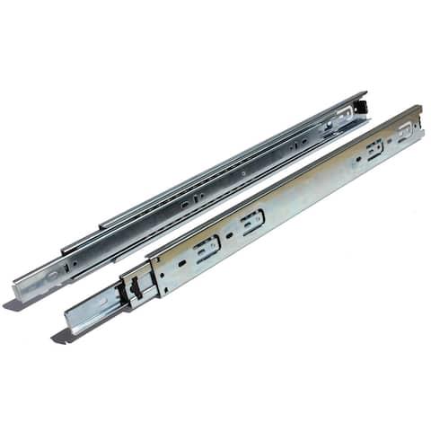 10-inch Full Extension Ball Bearing Drawer Slides (1 Pair) - 1 pair