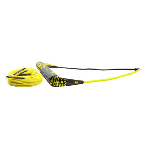 Hyperlite team handle w/75' silicone x-line combo -