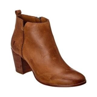 Frye Meghan Leather  Bootie