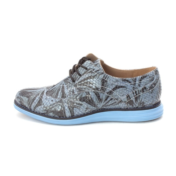 Cole Haan Womens Dominiquesam Low Top Lace Up Fashion Sneakers - 6